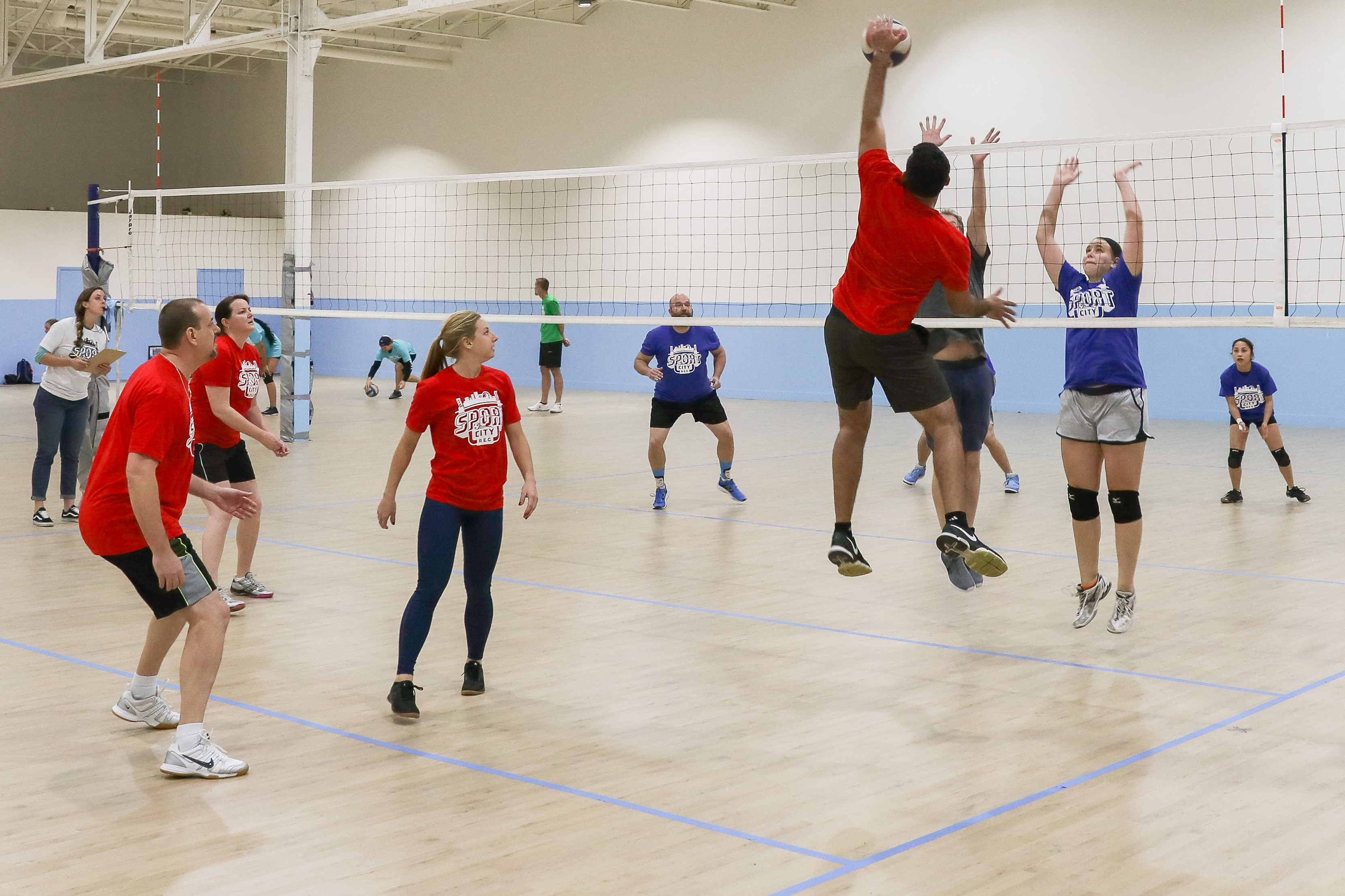 Wilmington Nc Indoor Volleyball Leagues